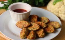 Cauliflower Tots Recipe - Healthy snacks