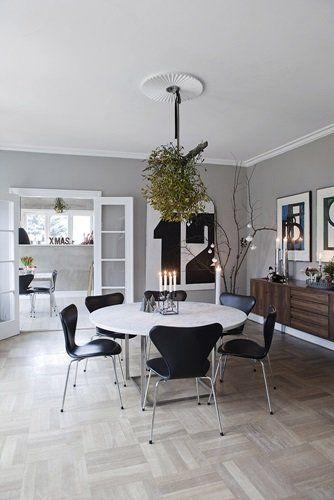 108 besten Esszimmer Einrichtung Bilder auf Pinterest Ikea stuhl - esszimmer einrichtungsideen modern