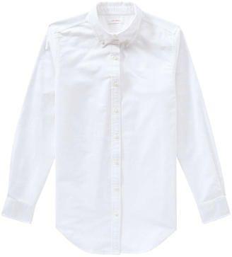 Joe Fresh Boyfriend Oxford Shirt - White - Shop for women's Shirt - White Shirt
