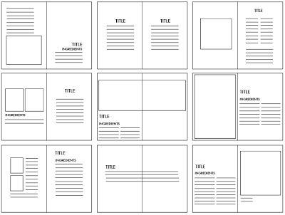 49 best 4 kinfolk grids and layout development images on pinterest editorial design. Black Bedroom Furniture Sets. Home Design Ideas