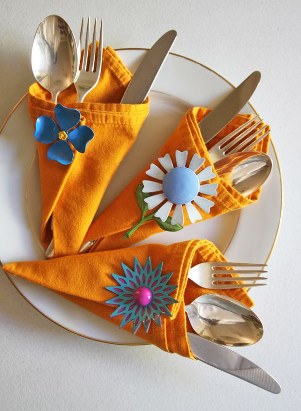 A sweet and simple idea for your tabletop | The Jungalow