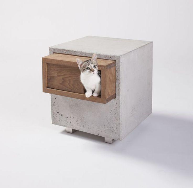 Ces refuges pour chats ont plus de style que la plupart des maisons