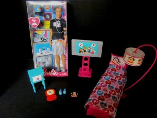 Paul Frank Bedroom In A Box: 474 Best BARBIE - Playsets Images On Pinterest