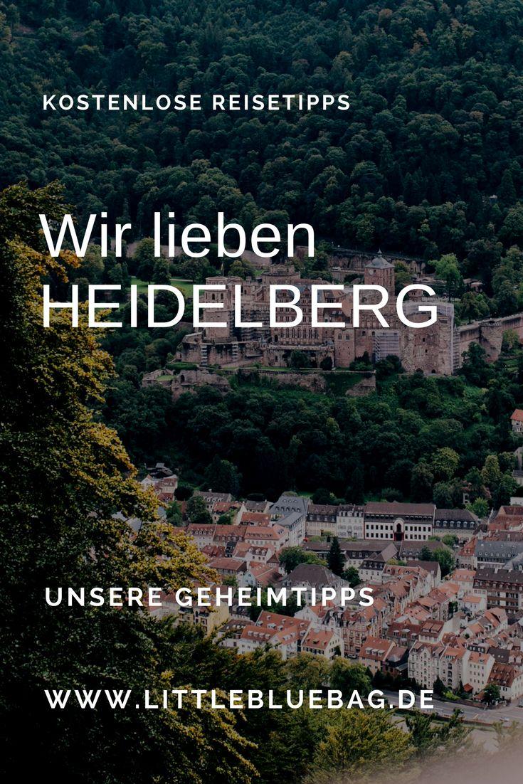 Wir lieben Heidelberg Geheimtipps