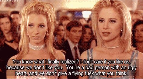 """One Crazy Fact About """"Romy And Michele"""" That You Might Not Have Realized"""