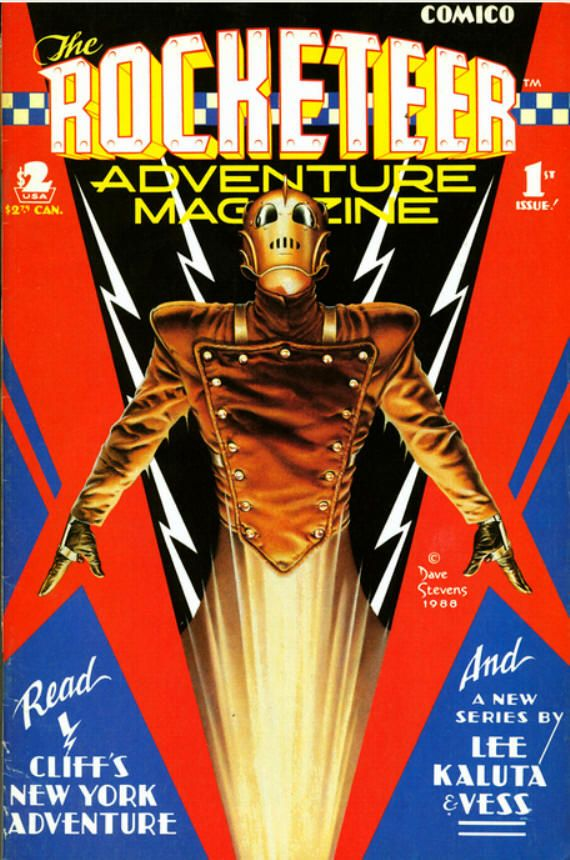 Comic Book Cover Tutorial Photo : Retro futurism at its best designs and tutorials