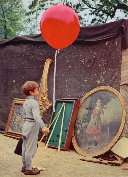 Le Ballon rouge (Albert Lamorisse, 1956)