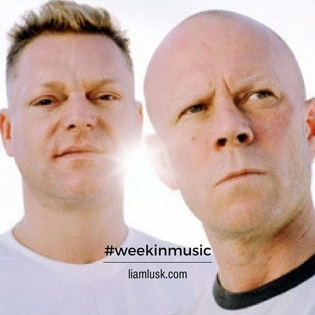 #weekinmusic #greatmusic in #1985 #VinceClarke and #andybell formed the amazing band #erasure - #newwave #synthpop #electronicCheck out the #weekinmusic section of my blog at http://liamlusk.com/category/week-in-music/