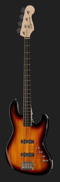 Fender Squier Deluxe Jazz Bass IV 3SB - Thomann France