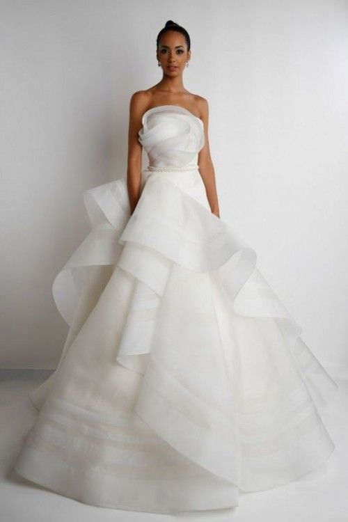 35 Gorgeous Wedding Dresses To Feel Like A Princess | Decor Advisor