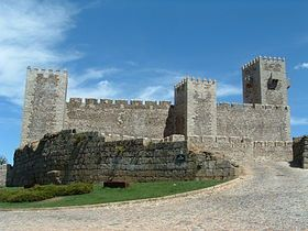 Château de Sabugal, Région Centre du Portugal