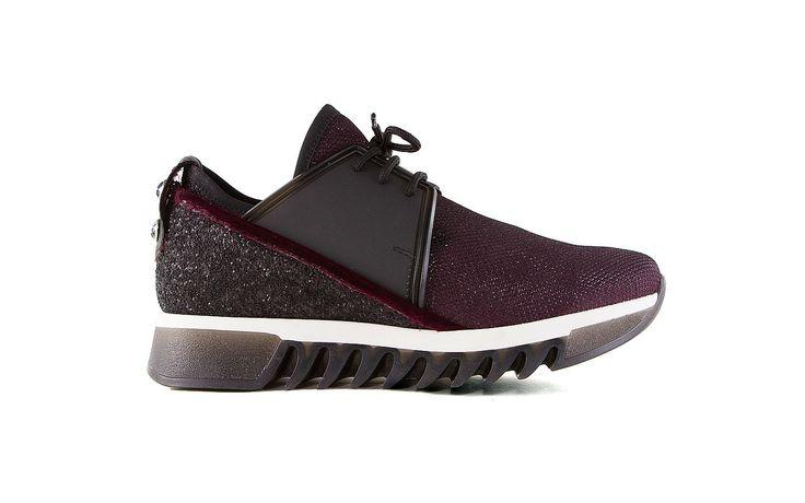 #AlexanderSmith #Urban #Luxury #Shoes #FW16 #Women #Sneakers