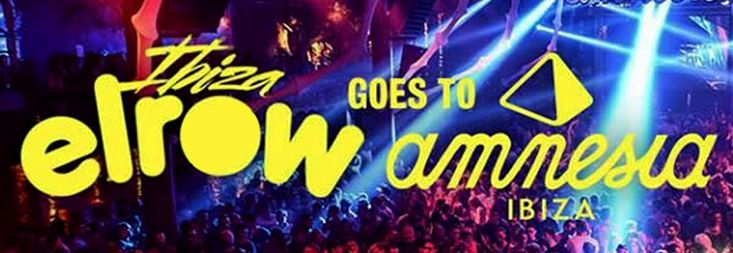 Elrow is once again set to bring their singular vision to Amnesia Ibiza. The award-winning concept invades the dancing institution for the summer of 2018 beginning 26th May.