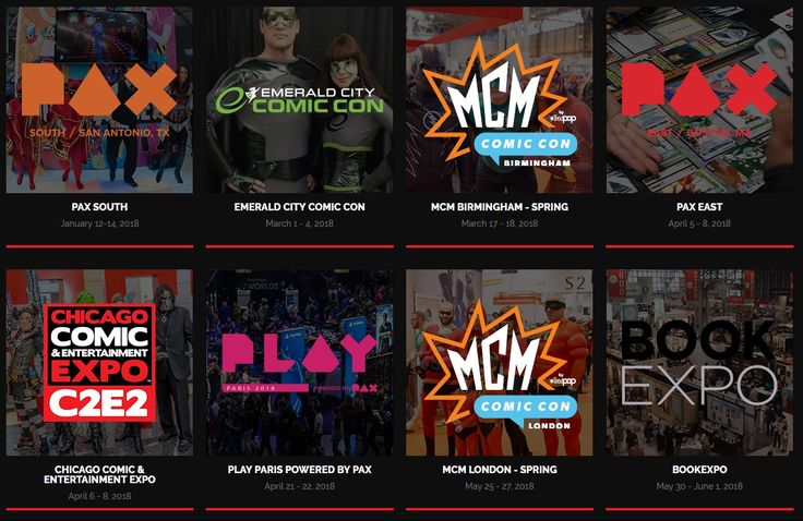 PAX and New York Comic Con producer acquires Gamer Network