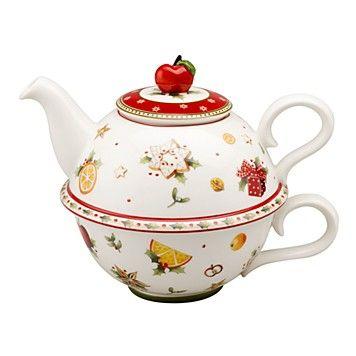 Villeroy & Boch Winter Bakery Delight Tea for One | Bloomingdale's