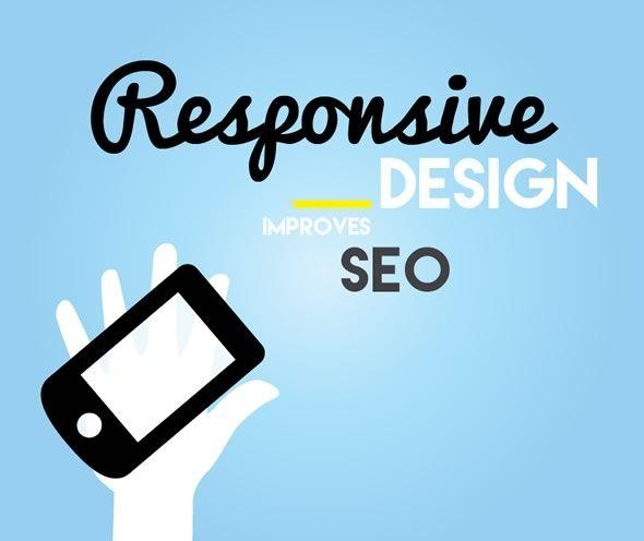 Responsive Design Improves SEO