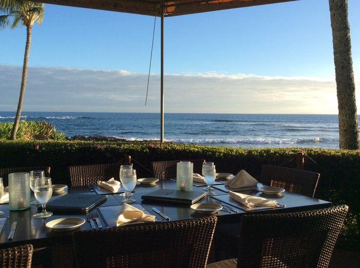 Beach House Restaurant, Kauai