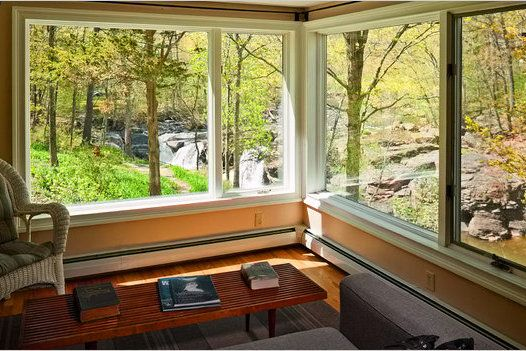The Waterfall House A Vacation Rental