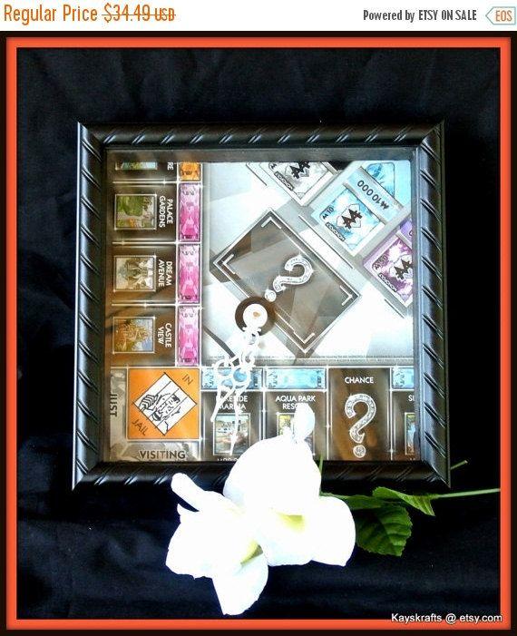 25% OFF Popular Board Game Clock Game Board Clock by kayskrafts