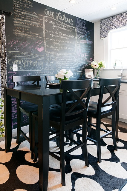 black kitchen tables reclaimed wood island i love the idea that our values are important to write down and evaluate clarify revisit a business no longer keeps