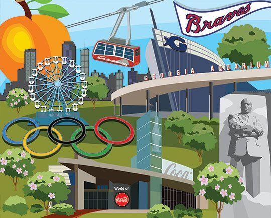 114 best team building innovations by teambonding images for Atlanta mural artist