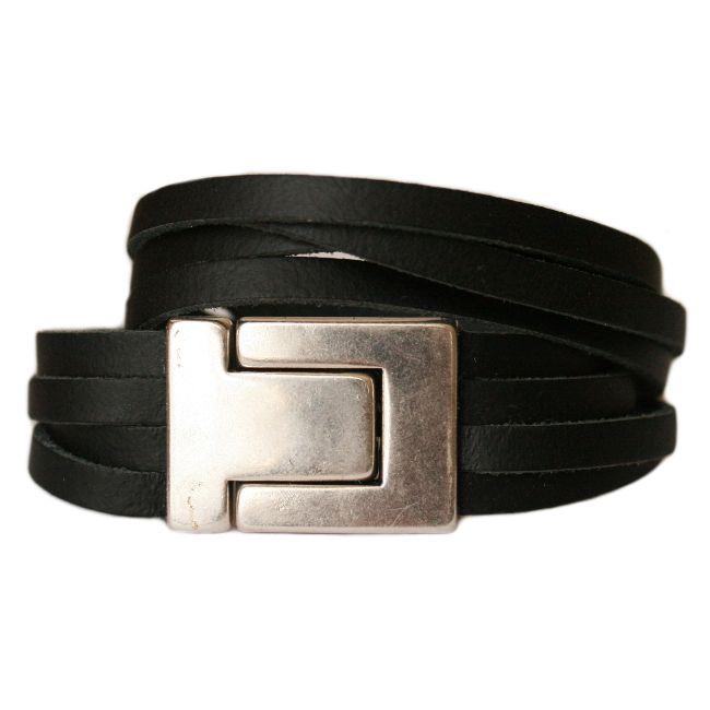 Armband  DARE!  LA26, zwart
