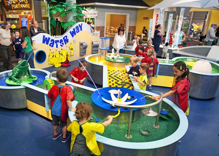 Denver Museum Of Nature Amp Science Water Table In 2019