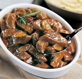 South Beach Diet Recipes - Sirloin Tips With Mushrooms