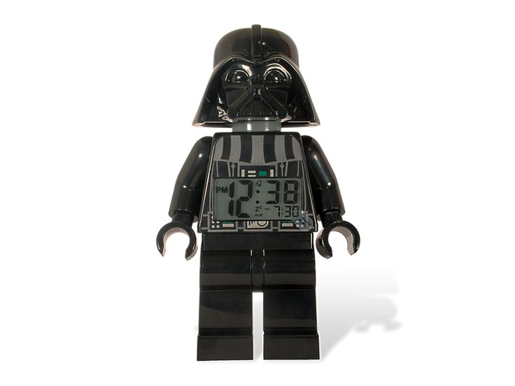LEGO Star Wars Darth Vader Minifigure Clock. You can get this set from LEGO Shop for just $29.99