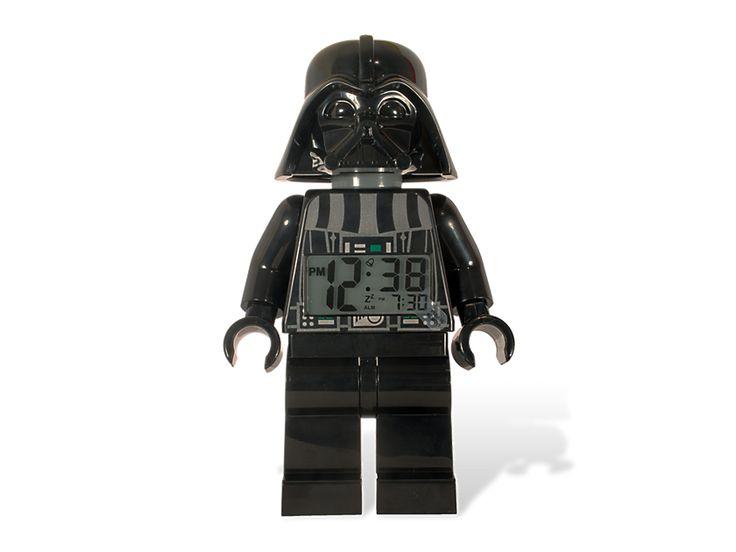 LEGO® Star Wars ™ Darth Vader Minifiguren-Uhr
