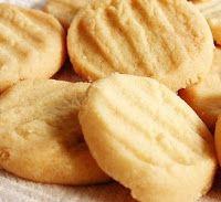 Biscoitinhos de Nata - Máquina de Pão