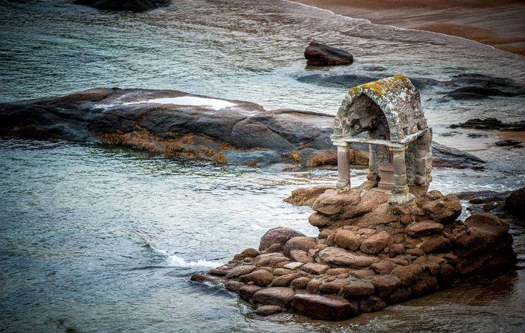 l'Oratoire de Saint-Guirec à Ploumanac'h côtes d'armor Bretagne
