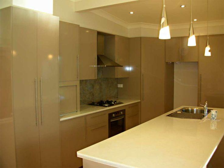 Mountain Pepper Sheen Cabinets Home Inspiration
