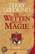 De Wetten van de Magie - eerste wet: Het Zwaard van de Waarheid