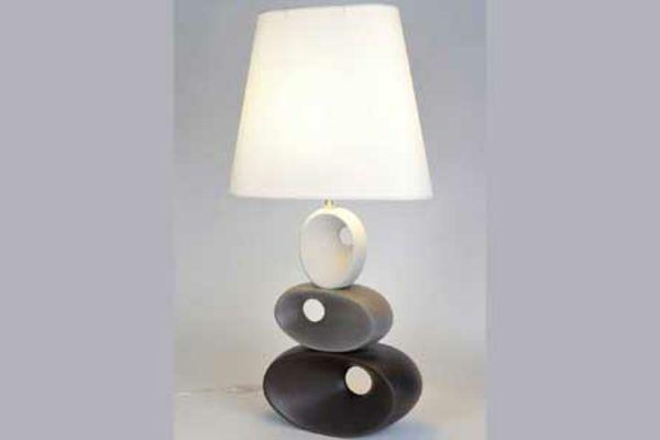 50 modèles- luminaire laurie, synonyme de chic et contamporain design - lampe-a-poser-ceramique-tara-laurie-lumiere