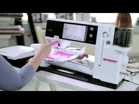 BERNINA CutWork: how to use CutWork with your BERNINA embroidery system