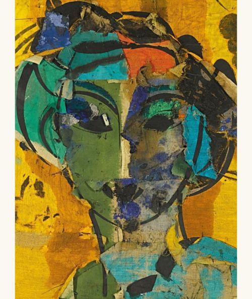 lilithsplace: Portrait, 2001 - Manolo Valdés (b. 1942) (ALONGTIMEALONE)
