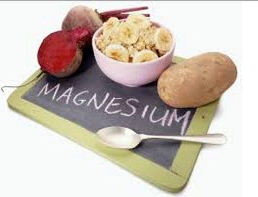 il magnesio è importantissimo per l'organismo.Ecco i sintomi da carenza di magnesio