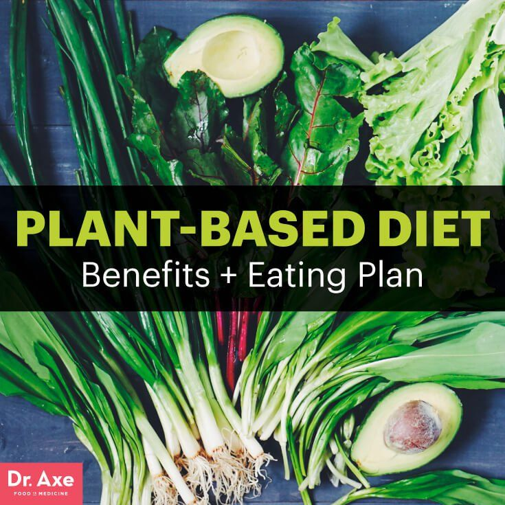 Plant-based diet - Dr. Axe http://www.draxe.com #health #holistic #natural