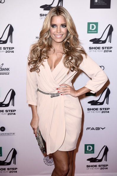 Sylvie Meis Photos Photos - Sylvie Meis attends the Deichmann Shoe Step of the Year 2014 at Atlantic Hotel on November 17, 2014 in Hamburg, Germany. - Deichmann Shoe Step of the Year