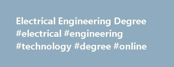 25+ best ideas about Electrical engineering on Pinterest | Engineering, Electric and Physics