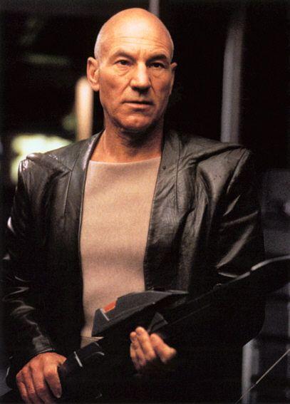 Jean-Luc Picard - Insurrection