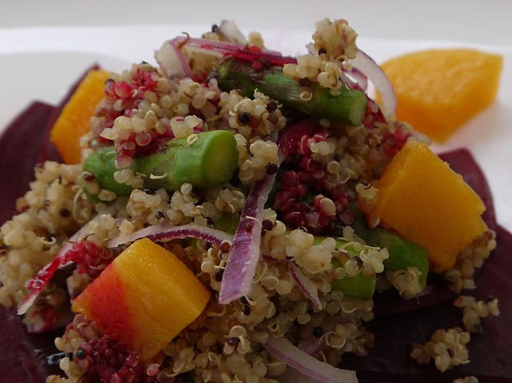 Quinoa and Mango Salad - Best Chef Recipes | A Perfect Pantry - Kambrook