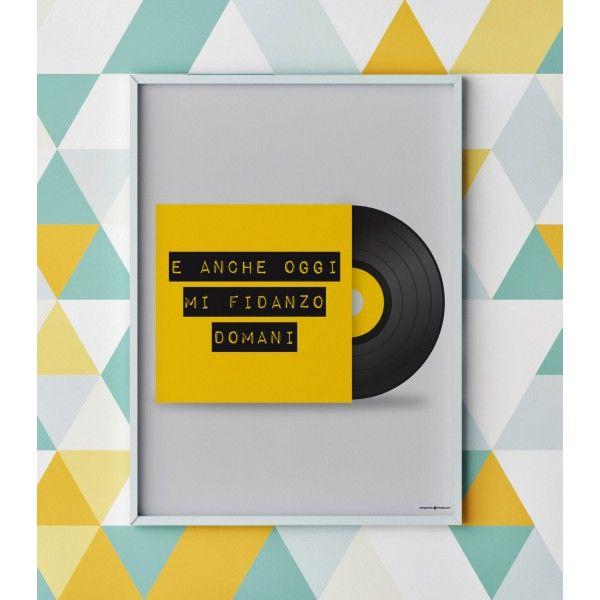 Single Pride Poster, una divertente idea regalo per i single irriducibili (a partire da euro 15,90)