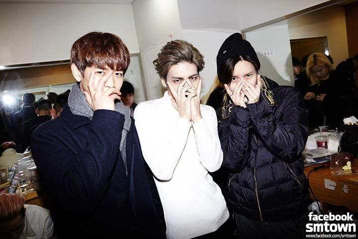 Minho, Jonghyun, Taemin