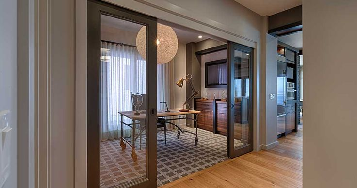 CHT Hospital Home Lottery Grand Prize Showhome - Office