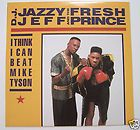 Wil Smith LP Record D.J. JAZZY JEFF AND THE FRESH PRINCE, Beat Mike Tyson - http://awesomeauctions.net/vinyl-records/wil-smith-lp-record-d-j-jazzy-jeff-and-the-fresh-prince-beat-mike-tyson/