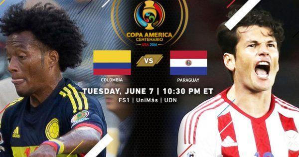 Καλησπέρα αδέρφια με το δεξί μπήκαμε εχθές και πήγαμε ταμείο, πάμε σήμερα να σας δώσω ακόμα ένα παιχνίδι του Copa America μεταξύ της Κολομβίας και της Παραγουάης. Το παιχνίδι θα έχει πολλά γκολ σίγουρα πάνω απο 2 και αυτό θα βοηθήσει και οι δύο... #copaamerica #κολομβια #παραγουαη