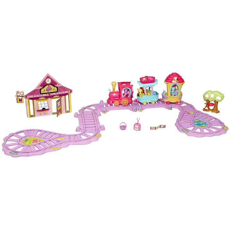Hasbro Train Set : Best images about mlp toys on pinterest lyra