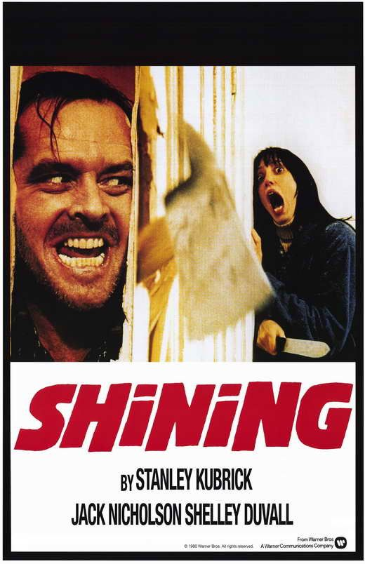 The Shining (1980) - Jack Nicholson DVD